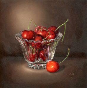 Juicy Fruits - Cherries by Cheri Rol