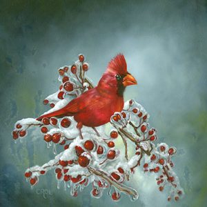 RoJo Red the Cardinal by Cheri Rol