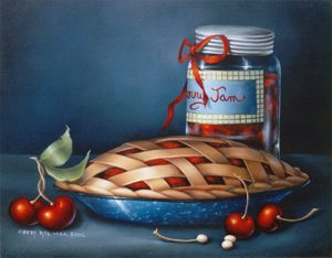 Cherry Jam by Cheri Rol