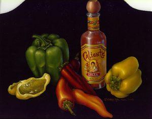 Salsa Caliente' by Cheri Rol
