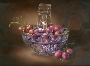 Juicy Fruits Grapes by Cheri Rol