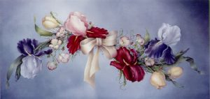 Iris 'n Ribbon with Cheri Rol from the Notebook Series