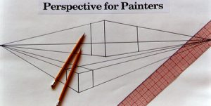 Perspective for Painters with Cheri Rol from the Notebook Series