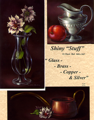 Shiny Stuff with Cheri Rol from the Notebook Series