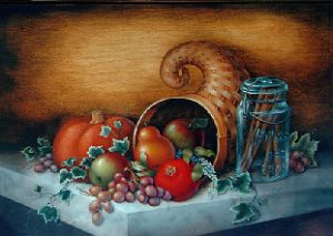 Plentiful Harvest with Cheri Rol from the Notebook Series