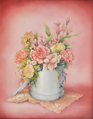 A Study of Flowers by Cheri Rol