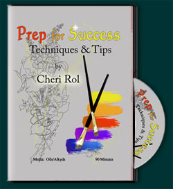 Prep for Success DVD with Cheri Rol