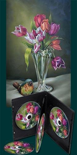 Tulips Tweet DVD with Cheri Rol