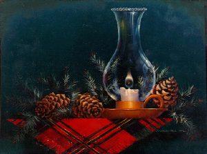 December-Calendar Still Life by Cheri Rol