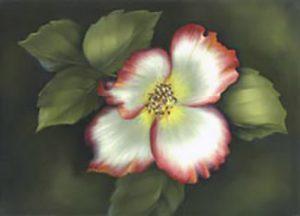 Beginning Oil Rose by Cheri Rol
