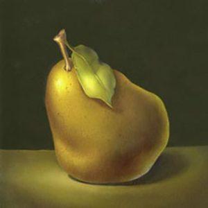 Biginning Oil Pear by Cheri Rol