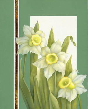 Daffodil Dance by Cheri Rol