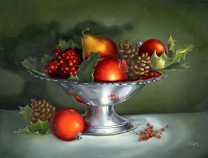 Holiday Reflections by Cheri Rol