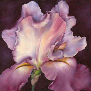 Iris Floaters by Cheri Rol