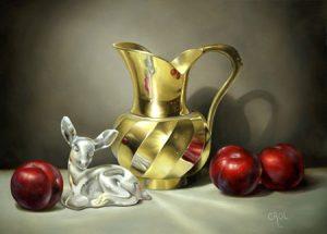 Gentle Fawn by Cheri Rol