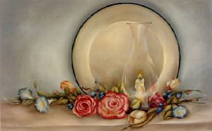 Candlelight Bouquet by Cheri Rol