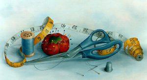 A Stitch in Time by Cheri Rol