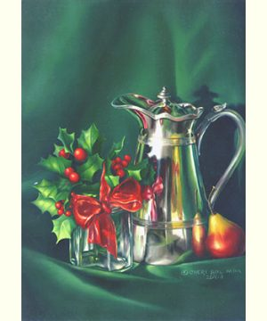 Christmas Silver by Cheri Rol
