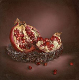 Pomegranate by Cheri Rol