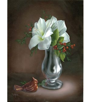 Christmas Lily's by Cheri Rol