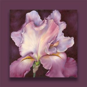 Iris Floater by Cheri Rol