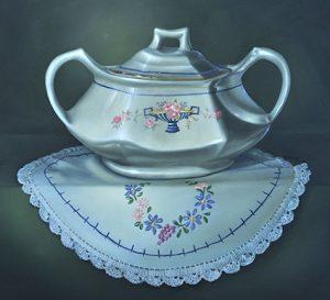 Mi Ma's Sugar Bowl by Cheri Rol