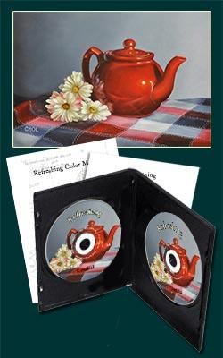 Refreshing DVD by Cheri Rol