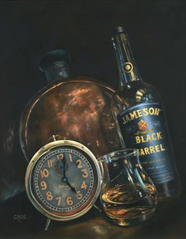 It's 5 O'clock Somewhere by Cheryle Rol